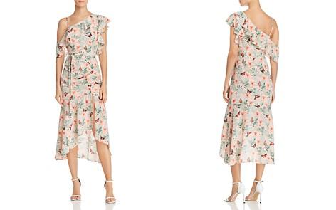 Joie Jamima Asymmetric Silk Dress - Bloomingdale's_2