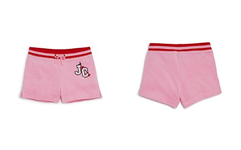 Juicy Couture Black Label Girls' Cherry Grove Terry Shorts - Little Kid - Bloomingdale's_2