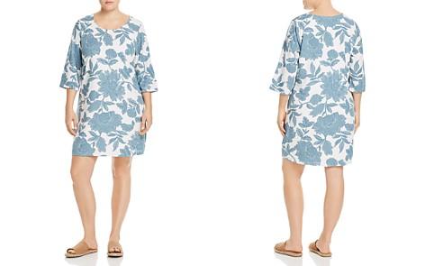 JUNAROSE Plus Amia Floral-Print Shift Dress - Bloomingdale's_2