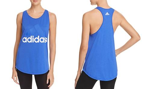Adidas Essentials Linear Logo Tank - Bloomingdale's_2