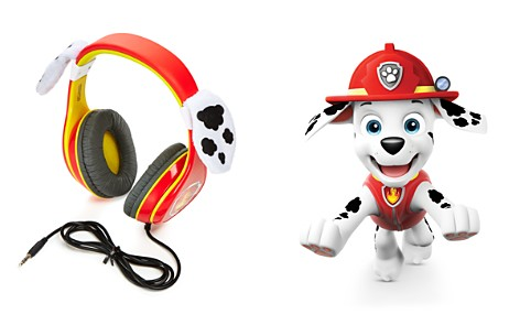 Kiddesigns x Nickelodeon PAW Patrol© Marshall Headphones - Ages 3+ - Bloomingdale's_2