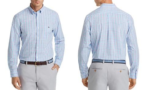 Vineyard Vines Hamlin Pond Plaid Classic Fit Button-Down Shirt - 100% Exclusive - Bloomingdale's_2