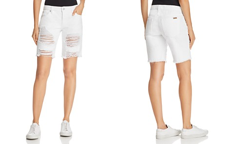 Joe's Jeans Bermuda Denim Shorts in Sonora - Bloomingdale's_2
