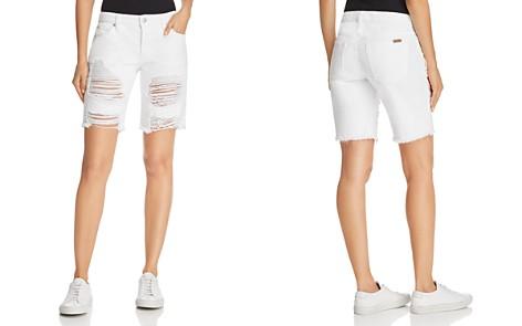 Joe's Jeans Bermuda Denim Shorts in Sonora - Bloomingdale's_2