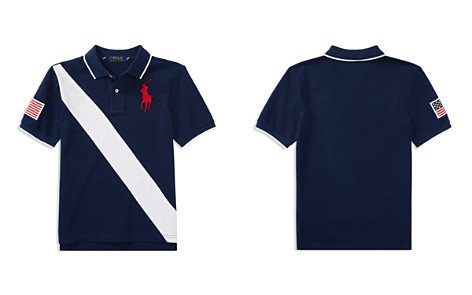 Polo Ralph Lauren Boys' Banner Polo - Big Kid - Bloomingdale's_2