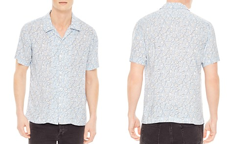 Sandro Bloom Classic Fit Button-Down Shirt - Bloomingdale's_2