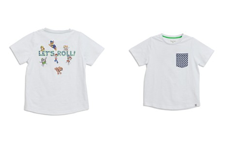 Sovereign Code x Nickelodeon Boys' PAW Patrol© Let's Roll Graphic Tee, Little Kid - 100% Exclusive - Bloomingdale's_2