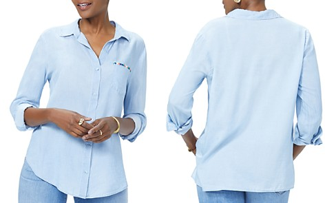CLASSIC TENCEL SHIRT - Bloomingdale's_2