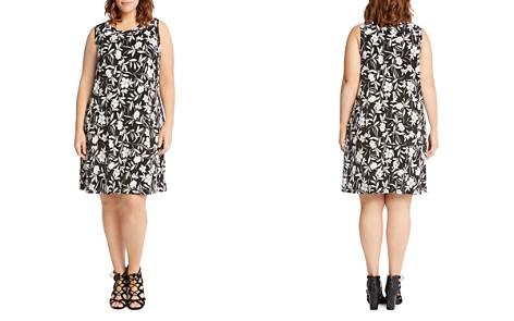 Karen Kane Plus Floral-Print Tank Dress - Bloomingdale's_2