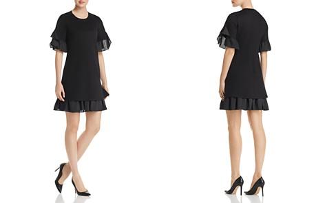 Kobi Halperin Savina Ruffle-Trim Dress - Bloomingdale's_2