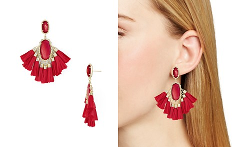 Kendra Scott Kristen Tassel Drop Earrings - Bloomingdale's_2