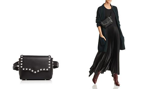 Rebecca Minkoff Blythe Leather Belt Bag - 100% Exclusive - Bloomingdale's_2