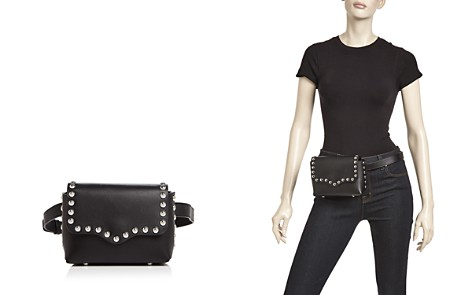 Rebecca Minkoff Blythe Leather Belt Bag - 100% Exclusive - Bloomingdale's_2