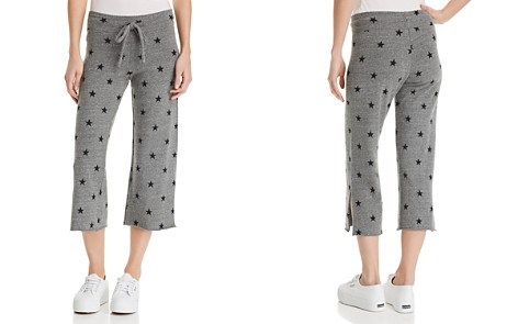 LNA Kismet Brushed Star Print Sweatpants - Bloomingdale's_2