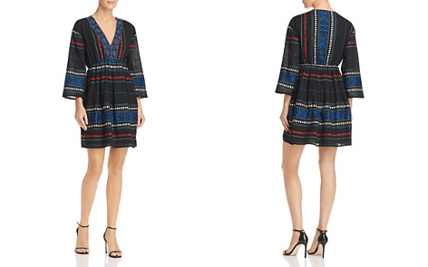 Joie Shada Embroidered Dress - Bloomingdale's_2