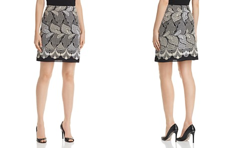 Le Gali Daniellah Embroidered Skirt - 100% Exclusive - Bloomingdale's_2