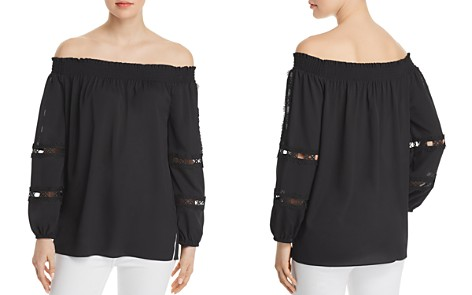 Le Gali Carmen Off-the-Shoulder Top - 100% Exclusive - Bloomingdale's_2