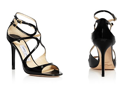 Jimmy Choo Women's Lang 100 Patent Leather High-Heel Sandals - Bloomingdale's_2