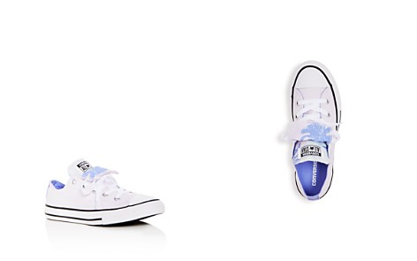 Converse Girls' Chuck Taylor All Star Double Tongue Sneakers - Toddler, Little Kid - Bloomingdale's_2