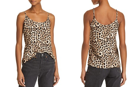 ATM Anthony Thomas Melillo Leopard-Print Silk Top - Bloomingdale's_2