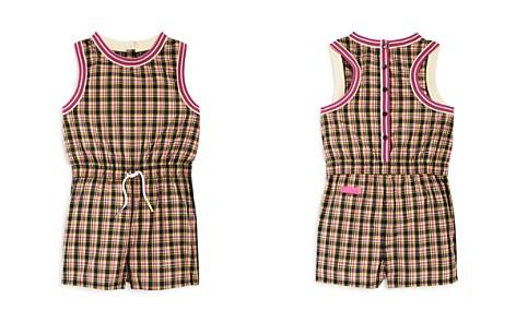 Burberry Girls' Pollie Check Playsuit - Little Kid, Big Kid - Bloomingdale's_2