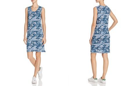 Monrow Camo Tank Dress - Bloomingdale's_2