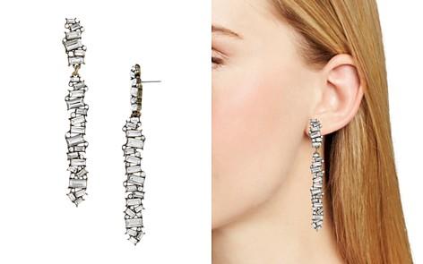 BAUBLEBAR Serita Pavé & Baguette Linear Drop Earrings - Bloomingdale's_2
