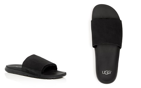 UGG® Men's Xavier Twin Face Shearling Slide Sandals - Bloomingdale's_2