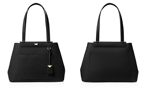 MICHAEL Michael Kors Meredith Medium East/West Bonded Leather Tote - Bloomingdale's_2