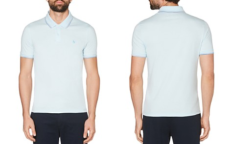 Original Penguin Space Dye Tipped Polo Shirt - Bloomingdale's_2