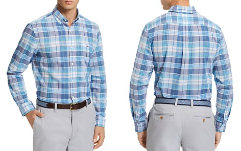 Vineyard Vines Smith Point Plaid Classic Fit Button-Down Shirt - Bloomingdale's_2
