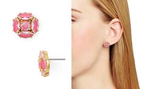 kate spade new york Marquise Cluster Stud Earrings - Bloomingdale's_2
