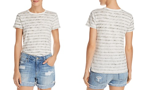 ATM Anthony Thomas Melillo Striped Schoolboy Tee - Bloomingdale's_2