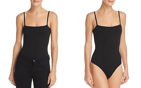 ATM Anthony Thomas Melillo Camisole-Style Bodysuit - Bloomingdale's_2