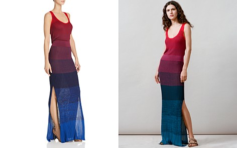 Elizabeth and James Winona Dégradé Maxi Dress - Bloomingdale's_2