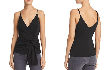 C/MEO Collective Interrupt Twist-Front Top - 100% Exclusive - Bloomingdale's_2