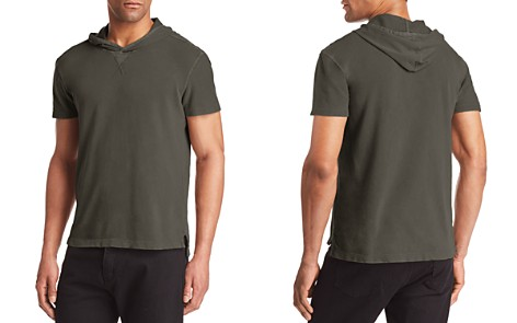John Varvatos Star USA Short Sleeve Pullover Hoodie - 100% Exclusive - Bloomingdale's_2