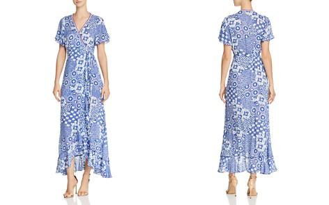 Poupette St. Barth Joe Maxi Wrap Dress - Bloomingdale's_2