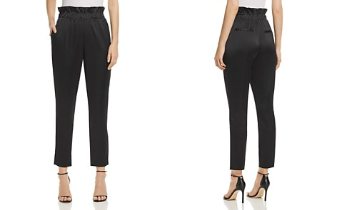 Vero Moda Dala Straight-Leg Ankle Pants - Bloomingdale's_2