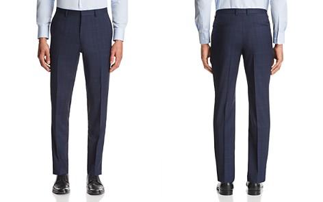 HUGO Hets Slim Fit Tonal Plaid with Windowpane Suit Pants - Bloomingdale's_2