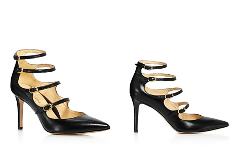 MARION PARKE Women's Mitchell Strappy Leather Mary Jane Pumps - Bloomingdale's_2