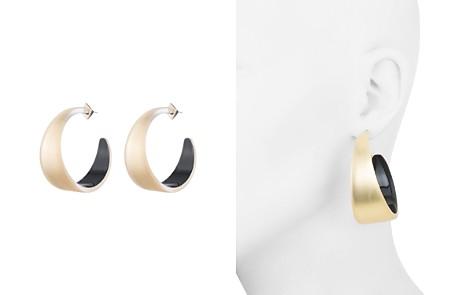 Alexis Bittar Lucite Hoop Earrings - Bloomingdale's_2