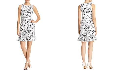Lauren Ralph Lauren Petites Ruffled Polka Dot Dress - Bloomingdale's_2