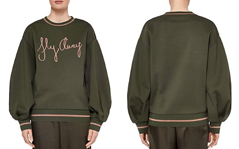 Ted Baker Ted Says Relax Abileen Fly Away Sweatshirt - Bloomingdale's_2