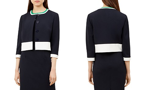 HOBBS LONDON Annabel Color-Block Jacket - Bloomingdale's_2