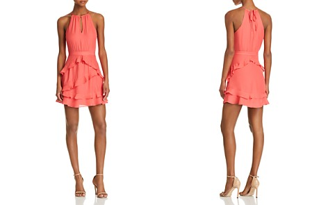 Parker Pixie Ruffle-Trim Dress - Bloomingdale's_2
