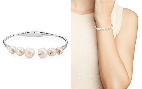Nadri Lanai Cultured Freshwater Pearl Hinge Bracelet Bloomingdale S 2