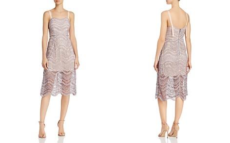 La Maison Talulah Lace Midi Dress - Bloomingdale's_2