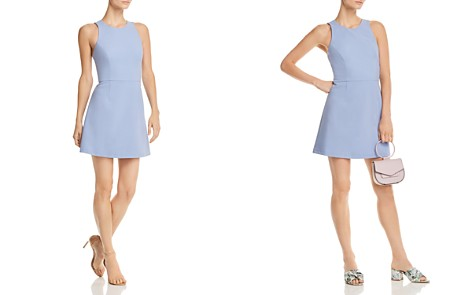 FRENCH CONNECTION Whisper Light A-Line Mini Dress - Bloomingdale's_2