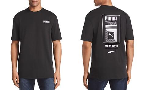 PUMA Logo Tower Tee - Bloomingdale's_2
